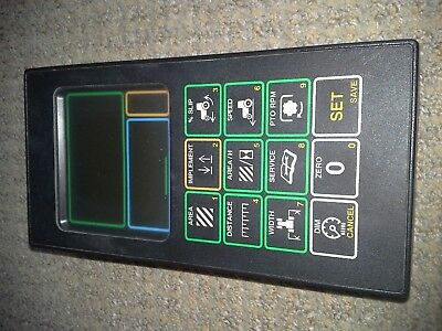 John Deere Performanc Monitor RE60389 works in Many tractors listed below.
