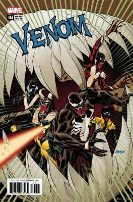 Venom #162 1/50 Johnson Variant Poison X Part 3 X-Men Crossover Low Print Run