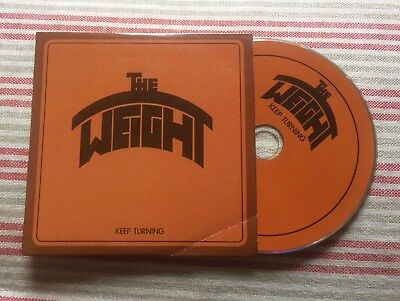 The Weight - Keep Turning (EP) *Classic Hard Rock, Led Zeppelin, Deep Purple*