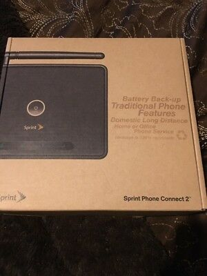 NEW NIB Sprint Phone Connect 2 Model # PCDH364SPC Fast Shipping