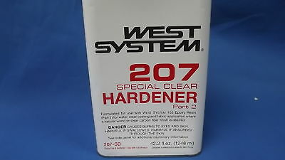 West System #207-SB, Special Clear Hardener