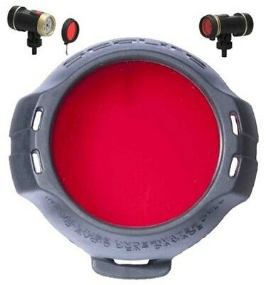 Rotfilter zur Videolampe Dragon 1200 + 2000 + 2500 SEALIFE