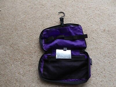Outdoor Research wash bag small (purple cordura): used