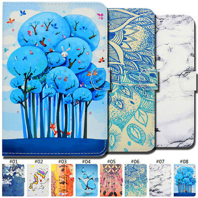 Fashion Smart Cover PU Leather TPU Case Stand For Amazon Kindle Paperwhite 1/2/3