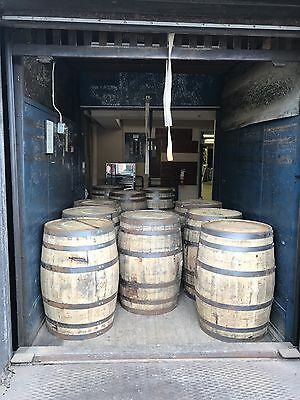 Jim Beam Authentic Whiskey Barrel Last one!!