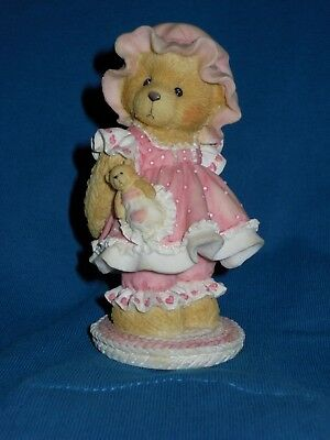 Cherished Teddies - Holding on to someone special