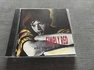 Simply Red ‎– Picture Book cd album