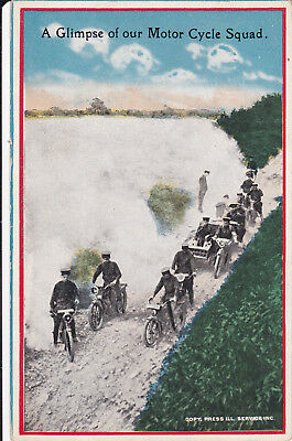 Soldiers on Motorcycles , 00-10s