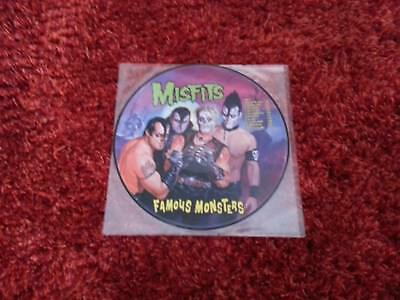 MISFITS - Famous Monsters - Pic LP