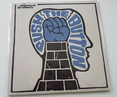 Chemical Brothers: Push the Button Vinyl LP