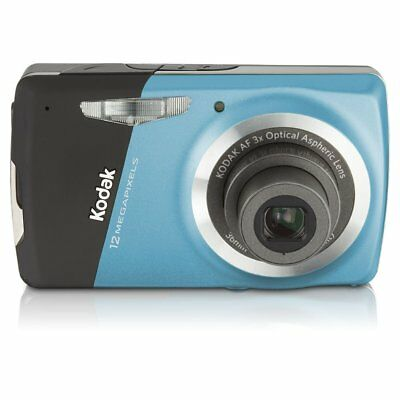 Kodak Easyshare M530 12 MP Digital Camera with 3x Wide Angle Optical Zoom and