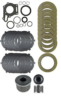 ZF45A Hurth 450A-2 Marine Transmission Master Rebuilding Kit with Filter