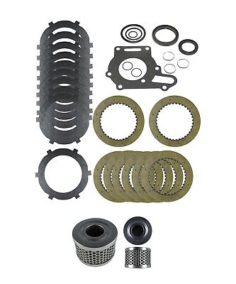 Hurth HSW 630 (Hydraulic) Marine Transmission Master Rebuilding Kit with Filter