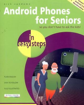 Android Phones for Seniors by Nick Vandome