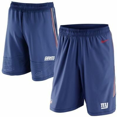 7d9ea715 NIKE NEW YORK Giants Gray Performance Vapor Vented Player Shorts ...
