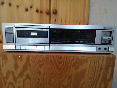 Pioneer Tape Deck CT-970
