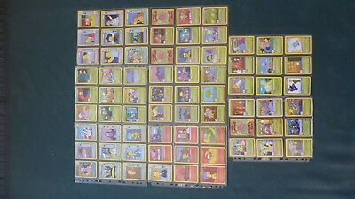 The Simpsons Trading Cards - Krustys Surf Camp 1. Edition - 2001 - DINO entert.