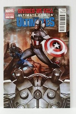 Ultimate Comics: The Ultimates #13 Adi Granov Variant Cover Marvel Comics