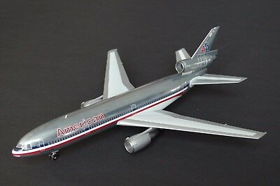 DC-10-10 American Airlines - Inflight200 1:200 polished