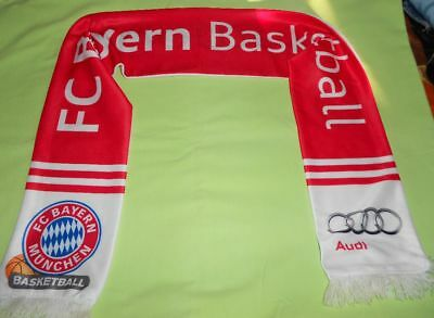 Fan Schal FC Bayern Basketball