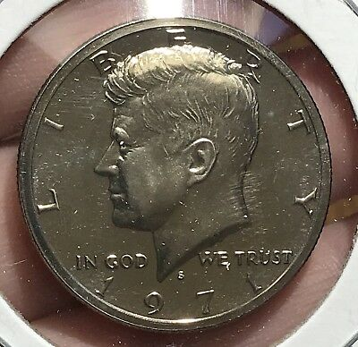 1971-S Kennedy Half Dollar Proof.  Collector Coin For Set Or Collection. 2