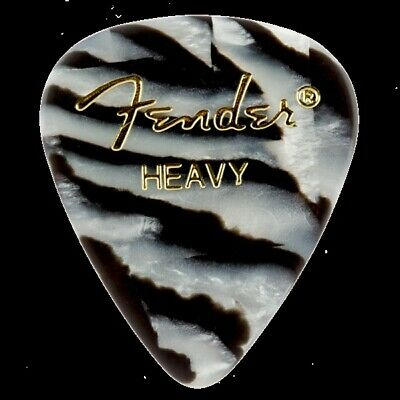 OCEAN TURQOUISE #198-0351-708 NEW Fender 351 Premium Celluloid Picks 12 Thin