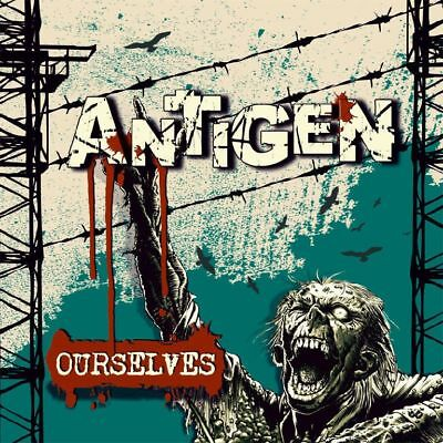 Antigen Ourselves EP / Easter Sale - Punk, Oi!, HC