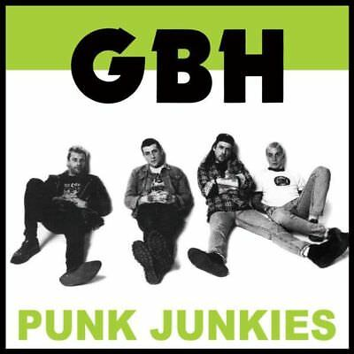 GBH  Punk Junkies LP (EASTER SALE 2018)