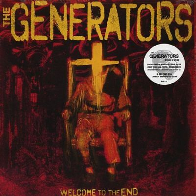 Generators Welcome To The End Lp (Easter Sale 2018)