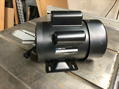 NOS Delta Unisaw Motor  1.5 Hp/3450 Rpm P/N 902916  NEW PRICE!!!