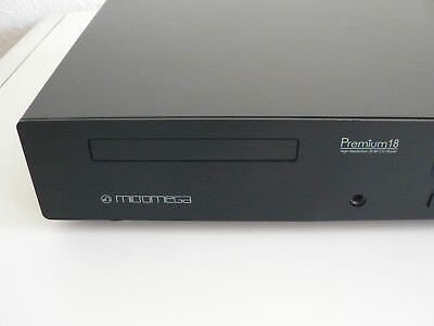 Rare MICROMEGA Premium18 High End CD Player amaz sounding TOP! Perfect working!