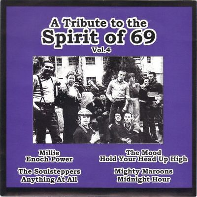 Various  A Tribute To The Spirit Of 69 Vol. 4 EP  (EASTER SALE 2018)