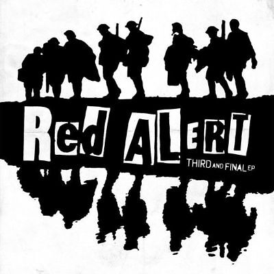 Red Alert Third And Final E.P. (EASTER SALE 2018)