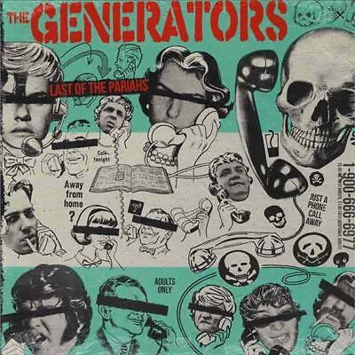 Generators Last Of The Pariahs Lp (Easter Sale 2018)