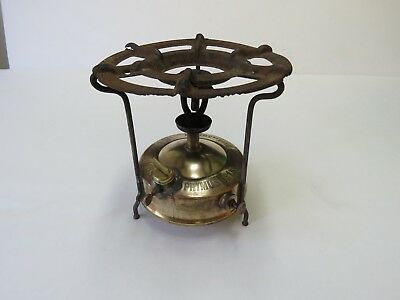 A9 - VINTAGE Primus No 1 S.OR AB 26 Kerosene PARAFFIN COOKING STOVE LAMP BRASS
