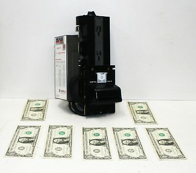 Coinco MAG52BX Coin Acceptor Bill validator MDB accepts  $1 New $5  MDB NB NoPro