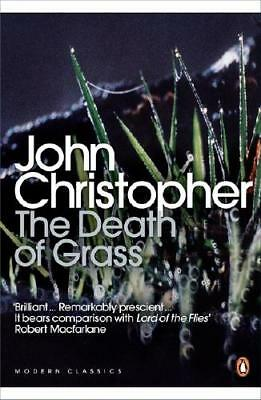 The Death of Grass by John Christopher (author), Robert Macfarlane (introduct...
