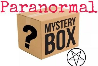 $200 PARANORMAL ACTIVITY  BOX - ALL ITEMS From Museum