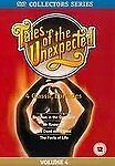 Tales Of The Unexpected - Vol. 4 New Region 2 Dvd