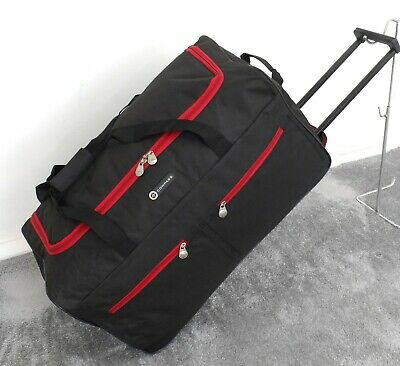 "X Large 27"" Sports Travel Holdall Luggage Cargo Weekend Business Gym Bag Case"