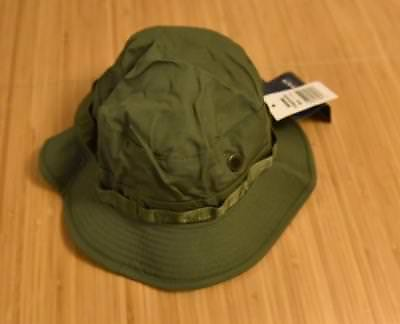 c5aec66538a PROPPER BOONIE HAT HIKING HAT MILITARY SUN HAT KHAKI size 7.25 new with tag