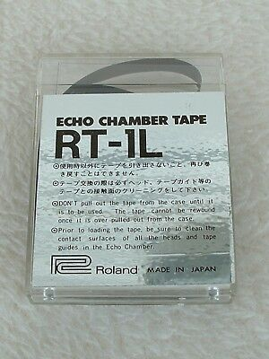 ROLAND RT-1L ViNTAGE ORiGiNAL JAPAN SPACE ECHO CHAMBER TAPE LOOP  RE BAND RT 1 L