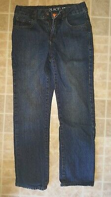 The Childrens Place Boys Jeans Size 10 Straight leg