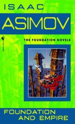 Foundation and Empire by Isaac Asimov