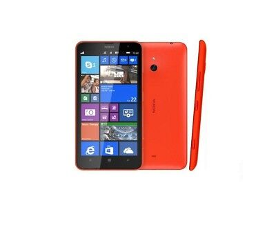 Nokia Lumia 1320 in Rot Handy Dummy Attrappe - Requisit, Deko, Ausstellung