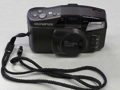 Olympus Accura Zoom XB 70 Point & Shoot 35mm Camera