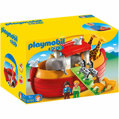 PLAYMOBIL My Take Along 1.2.3 Noah�s Ark - 6765
