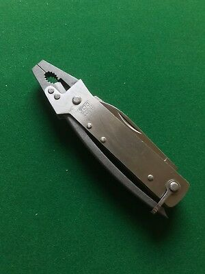 SOG Toolclip Vintage - Seki Japan -  1. Multitool SOG