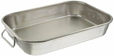 "Vollrath 4412 9-3/4"" x 13-3/4"" Aluminum Bake Pan - Wear-Ever Collection"