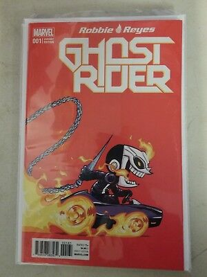 Ghost Rider #1 Scottie Young Variant Marvel 2016 VF-NM